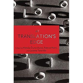 At Translation's Edge by Natasa Durovicova - 9781978803336 Book