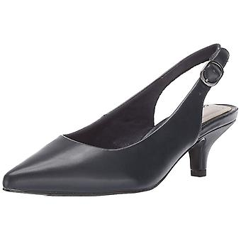 Easy Street Womens Faye Pointed Toe SlingBack Classic Pumps