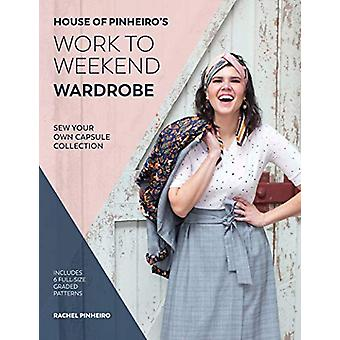 House of Pinheiro's Work to Weekend Wardrobe - Sew your own capsule co
