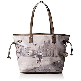 YNOT I-319 Multicolored Women's Shoulder Bag (Fashion Shopping) 46x44x17.5 cm (W x H x L)