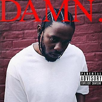 Kendrick Lamar - Damn [CD] USA import