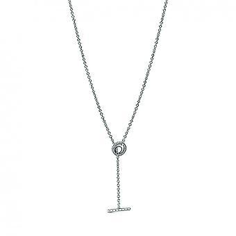 Pandora Signature Lasso Clast Collar 399050C01 - Pandora ketting voor dames