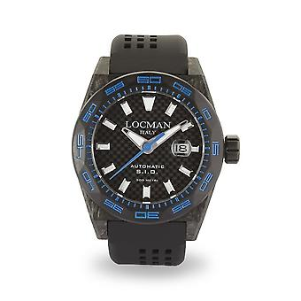 Locman - Wristwatch - Men - STEALTH 300MT - 0216V3-CBCBNKBS2K