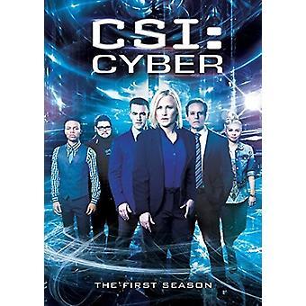 CSI: Cyber: sæson én [DVD] USA import