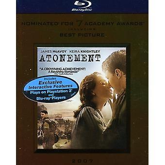 Atonement [BLU-RAY] USA import