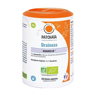 Drainoza 120 plantaardige capsules