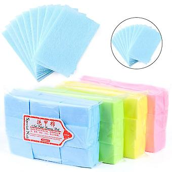 Nail Wipes Bath Manicure Gel Lint Free Wipes - Cotton Napkins For Nails