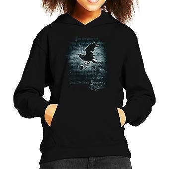 Alchemy Nevermore Kid-apos;s Sweatshirt à capuchon