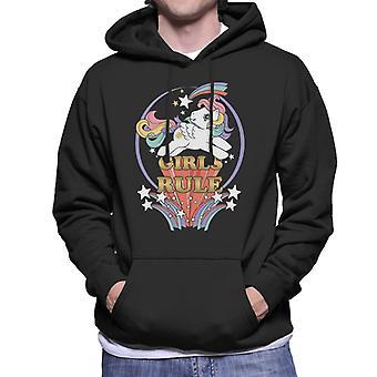 My Little Pony Girls Rule Men's Hooded Sweatshirt