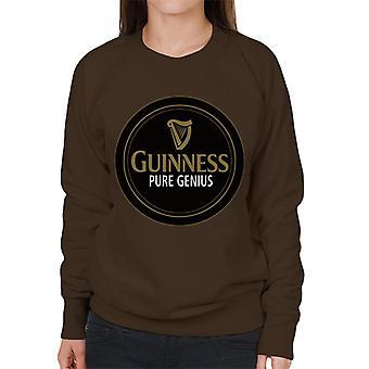 Guinness Pure Genius Women's Sweatshirt