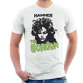 Hammer The Gorgon 1964 Poster Men's T-Shirt