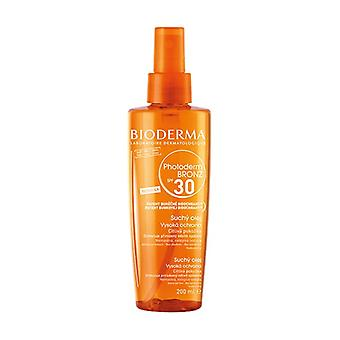 Photoderm Bronz SPF 30 Invisible Mist 200 ml of oil