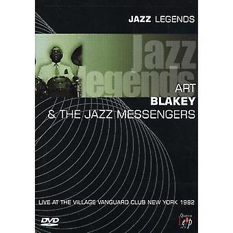 Blakey, Art & Jazz Messengers - Live at the Village Vanguard [DVD] USA import