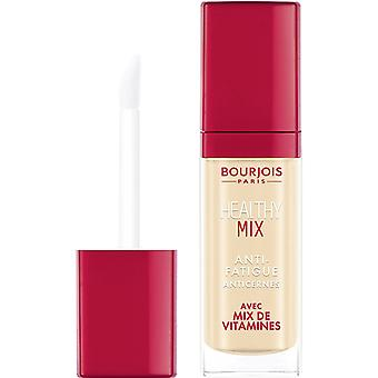 3 x Bourjois Healthy Mix Anti Fatigue Concealer 7.8ml Sealed - Various Shades
