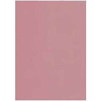 Groovi Perkament Papier A4 Zachte Tonen Baby Pink
