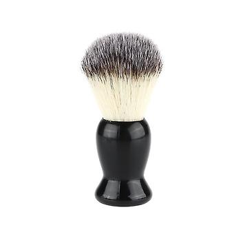 Tasteless non-shedding shaving brush (black)
