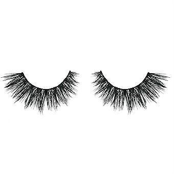Lash XO Premium False Eyelashes - Lucky Lola Faux Mink - Natural yet Elongated