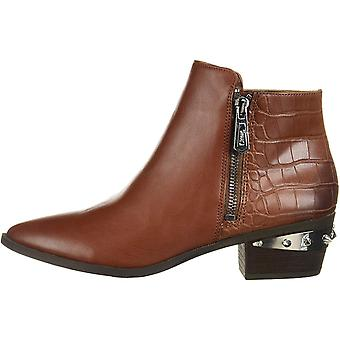 Circus by Sam Edelman Women's Shoes Highland Ankle Boot Leather Closed Toe An...