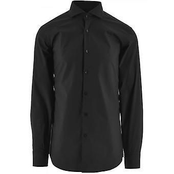 HUGO Zwart Kason Shirt