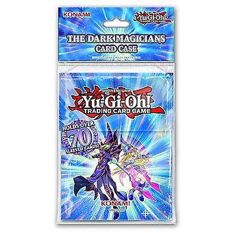 Yu-Gi-Oh! The Dark Magicians Deck Box Holds 70 Sleeved Cards