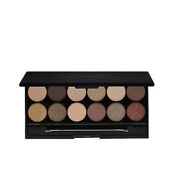 Slanke I-goddelijke Eyeshadow Palette #au Naturel for Women