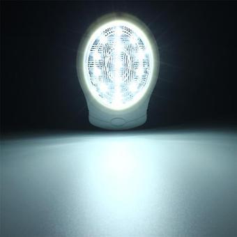 Led Rechargeable Home Wall Emergency Light, Power Failure Lamp Bulb Eu Plug