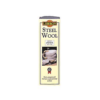 Liberon Steel Wool Grade 0 100g LIBSW0100G