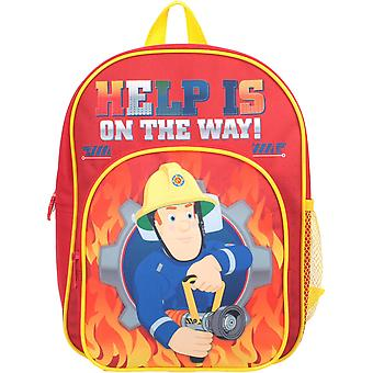 Fireman Sam JERRY Arch Pocket Backpack