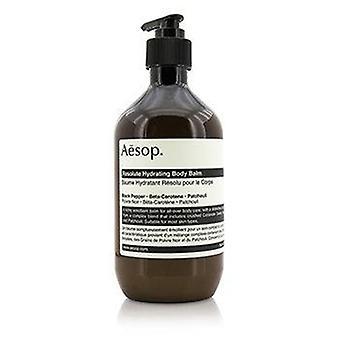 Resolute Hydrating Körperbalsam 500ml oder 17oz