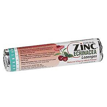 Quantum Health Lozenge Zinc, Echin Cherry-Mint 14Ct(case of 12)