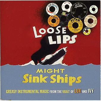 Loose Lips Kan synke skibe: Fedtet Instrumental M [CD] USA import