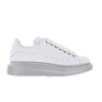 Alexander McQueen Mcqueen glittersole Valkoinen 553770WHWKV9071 kenkä