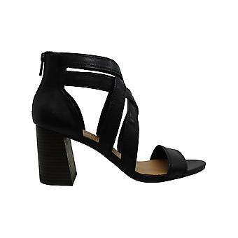 محظوظ العلامة التجارية المرأة & ق الأحذية LK-VYRAH فتح توب عارضة الصنادل Strappy
