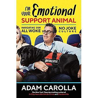 I'm Din Følelsesmæssige Support Animal: Navigering vores alle vågnede, ingen Joke Kultur