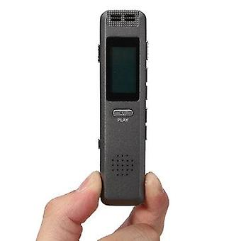 Portable 8GB Digital Audio Sound Voice Recorder Pen MP3 Player Auto Recording