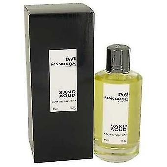 Mancera Sand Aoud De Mancera Eau De Parfum Spray (unisex) 4 Oz (mujeres) V728-535618