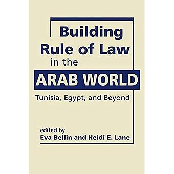 Opbouw rechtsstaat in de Arabische wereld: Tunesië, Egypte en daarbuiten