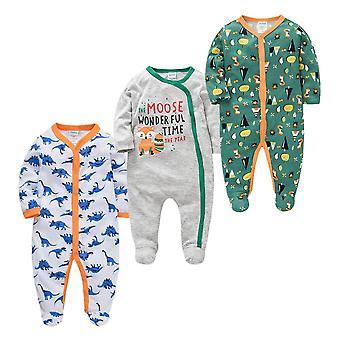 Newborn Baby Pajamas - Infantile Full Sleeve Bathrobe