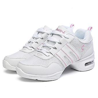 Damen's Tanz-Sneakers, leicht, atmungsaktiv tanzen & Sportschuhe