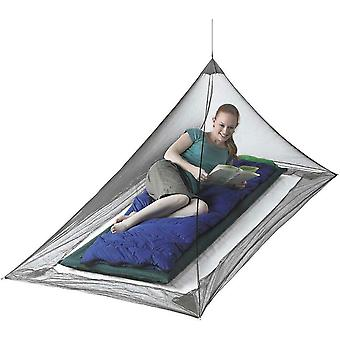 Sea to Summit Mosquito Pyramid Net Single Permethrin Treated