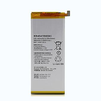 3500mAh بطارية ليثيوم بوليمر HB4547B6EBC لهوابي هونور 6 زائد / PE-TL20 / PE-TL10 / PE-CL00 / PE-UL00