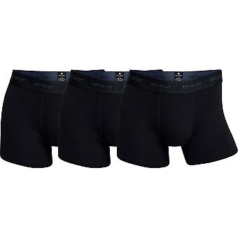 CR7 Fashion Bamboo 3 Pack Trunks - French Navy
