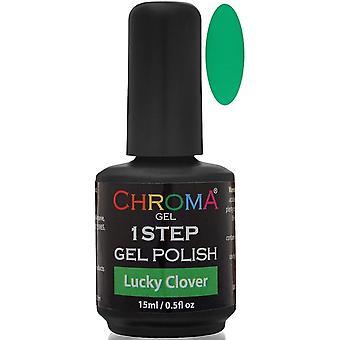 Chroma Gel One Step Gel Polish - Lucky Clover