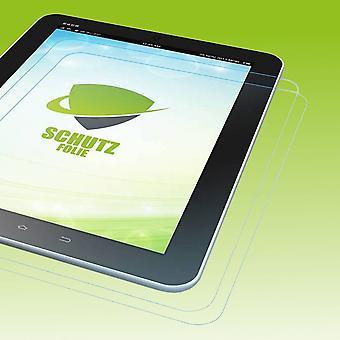2x HD-näytön suoja kalvo Applen iPad Mini 5 7,9 2019 suoja kalvo + Poliertuch