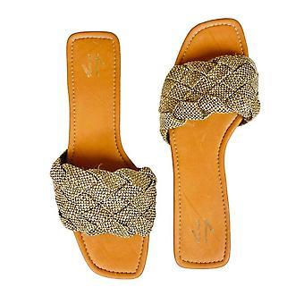 Flat Sandals Silvia Cobos Naxos Brown