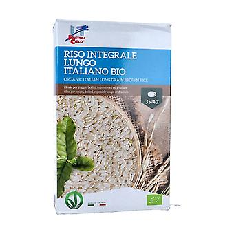Italian long brown rice 1 kg