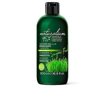 Naturalium Super Mat Wheatgrass Energizing Duschgel 500 Ml Unisex