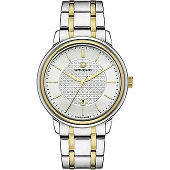 Mens Watch Hanowa 16-5087.55.001, Quartz, 44mm, 5ATM