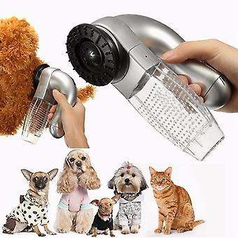 Pet Shed Grooming, Pal Clean, Dog, Cat, Hair Brush Removal, Vacuum Fur Suction
