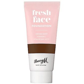 Barry M Fresh Face Liquid Foundation - Ombra 18